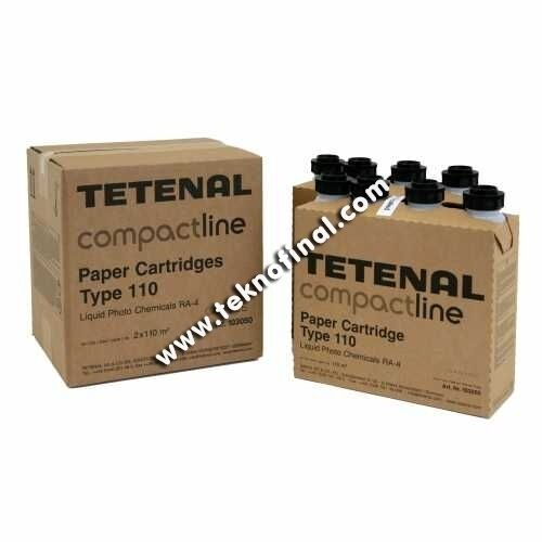 Tetenal Compactline Type 110 For Agfa D-LAB Tetenal