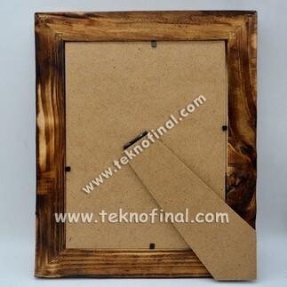 Ahşap Bambu 13x18cm. Fotoğraf Çerçevesi - Thumbnail