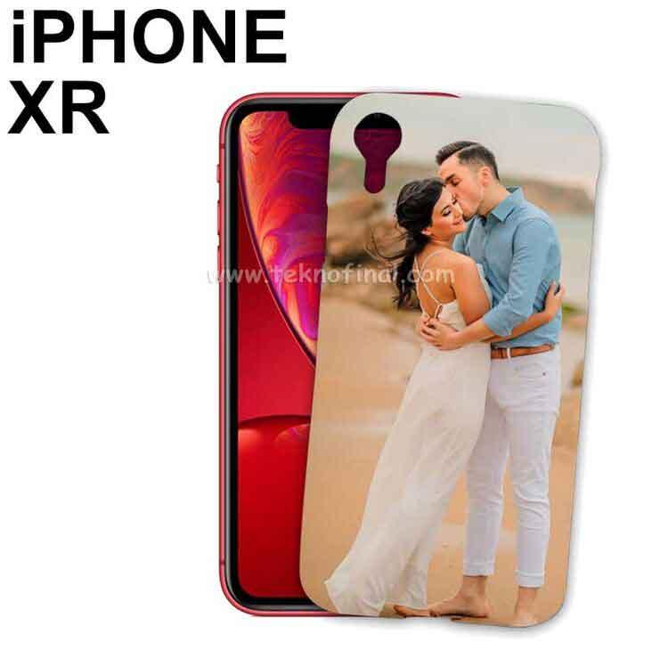 3D iPhone Xr Telefon Kapağı ( Parlak )