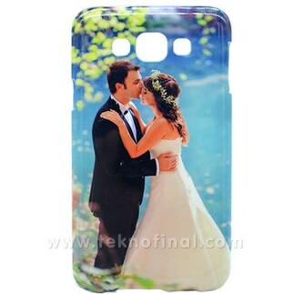Samsung Telefon Kılıfı - 3D Samsung E7 Parlak Telefon Kapağı (1)