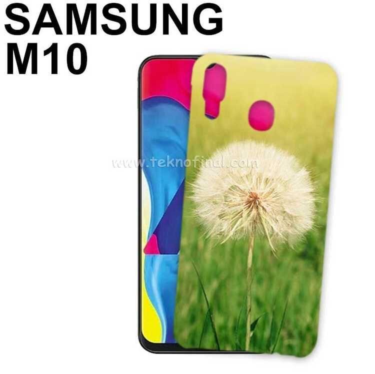 3D Samsung M10 Telefon Kapağı ( Mat )