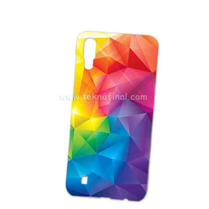 3D Samsung M20 Telefon Kapağı ( Mat )
