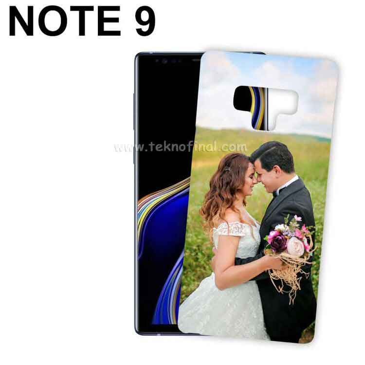 3D Samsung Note9 Telefon Kapağı ( Mat )