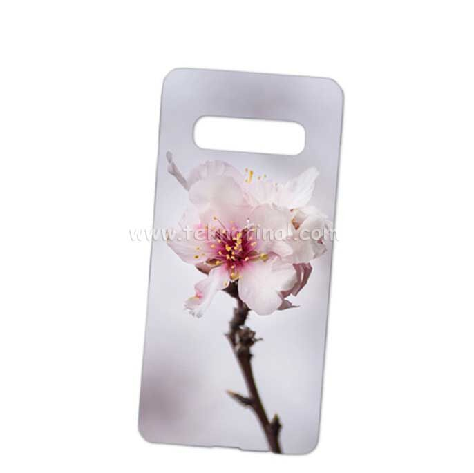 3D Samsung S10 Telefon Kapağı ( Mat )