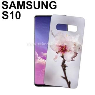 3D Samsung S10 Telefon Kapağı ( Mat ) - Thumbnail