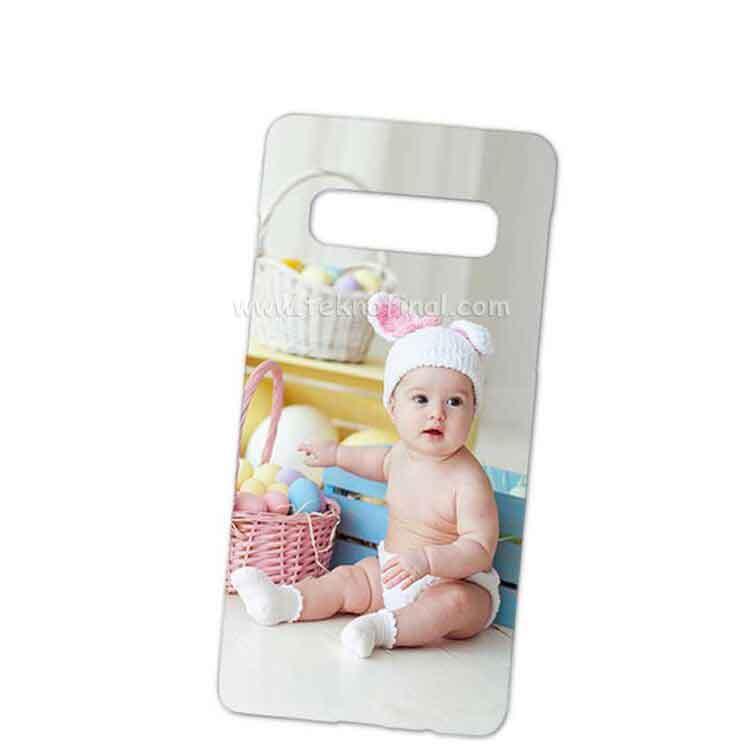3D Samsung S10 Plus Telefon Kapağı ( Mat )