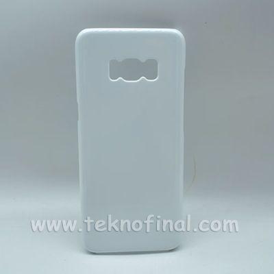 3D Sublime Samsung S8 Telefon Kılıfı
