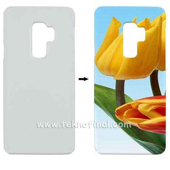 3D Sublimasyon Samsung S9 PlusTelefon Kapağı