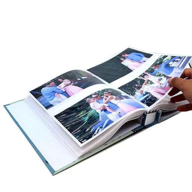 200'lük 10x15 Kutulu Ayı Figürlü Fotoğraf Albümü