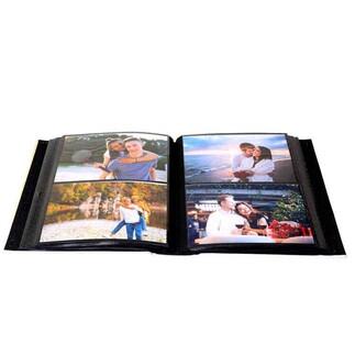 NobbyStar - 46200 Deri 200'lük 10x15cm. Pencereli 1. Sınıf Fotoğraf Albümü (1)