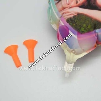 A3 Inkjet Sublimasyon Yıldız Balon - Thumbnail