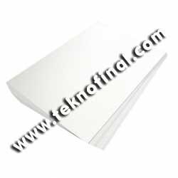 Best Transfer Malzeme - A4 Açık Zemin Pamuklu Transfer Kağıdı (1)