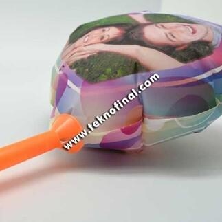 NobbyStar - A4 Inkjet Sublimasyon Kalp Balon (1)