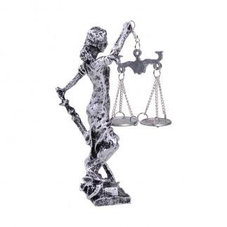 NobbyStar - Gümüş Adalet Heykeli (1)