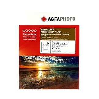 Agfa inkjet 15x21 Fotoğraf Kağıdı - A5 - Thumbnail
