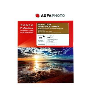 Agfa inkJet 30x40 Fotoğraf Kağıdı - A3 - Thumbnail