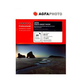 Agfa inkJet 20x30 Fotoğraf Kağıdı - A4 - Thumbnail
