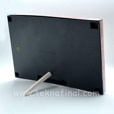 Sublimasyon Alüminyum Metal Kaplı 15x25 Çerçeve