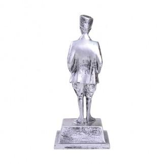 Atatürk Silver - Gümüş Heykel Biblo - Thumbnail