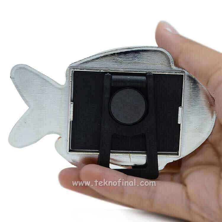 Balık Magnet Çerçeve