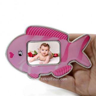 NobbyStar Hediye - Balık Magnet Çerçeve (1)