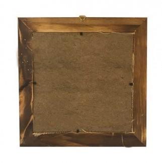 NobbyStar Hediye - Bambu Hasır İpli Duvar Fotoğraf Çerçevesi (1)