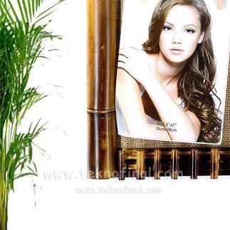 NobbyStar - Bambu ipli Fotoğraf Çerçevesi 30x40 (1)