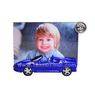 - Cam Araba Fotoğraf Çerçevesi 10x15 cm
