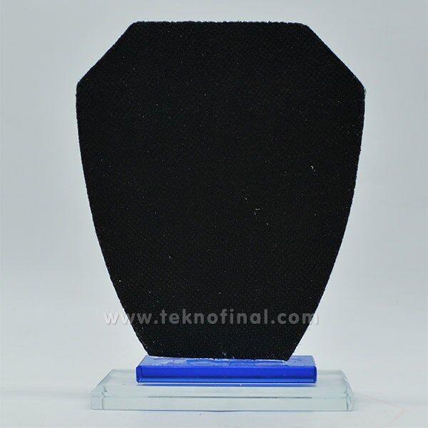 Kristal Plaket (12x14)