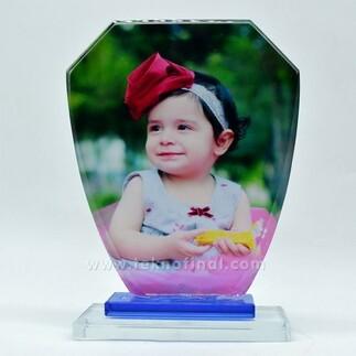 Foto Kristal - Kristal Plaket (12x14)