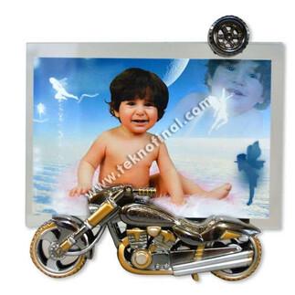 Cam Motorsiklet Çerçeve - Thumbnail