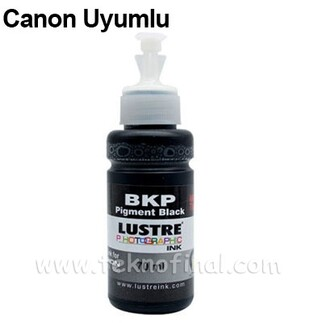 Lustre - Lustre Canon Pigment Black Mürekkep