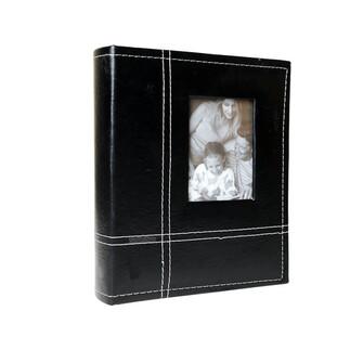 NobbyStar - 46200 200'lük 10x15cm. Çerçeveli Deri Fotoğraf Albümü (1)
