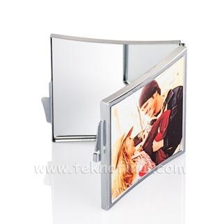- Tek Taraflı Dörtgen Makyaj Aynası (1)