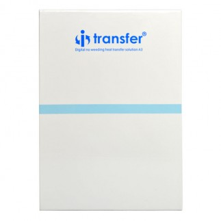 Best Transfer Malzeme - DTF PET Film - Transfer Baskı Filmi - 100 adet (1)