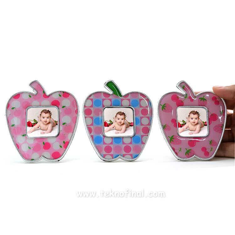 Elma Magnet Çerçeve