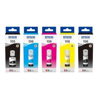 Epson 105/106 Serisi Ecotank Mürekkepler - Thumbnail