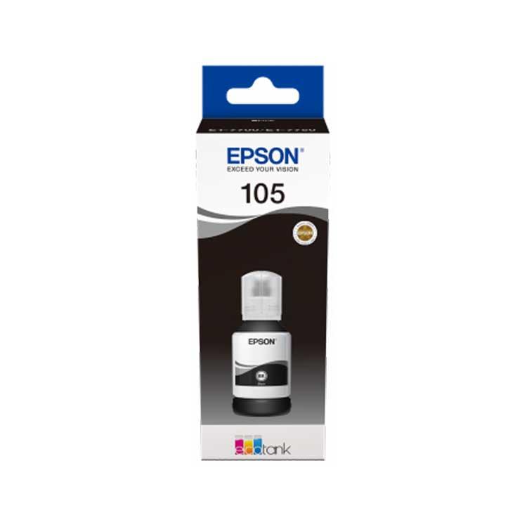 Epson 105/106 Serisi Ecotank Mürekkepler