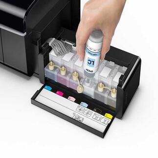 L805 A4 Epson Sublimasyon Yazıcı - Thumbnail