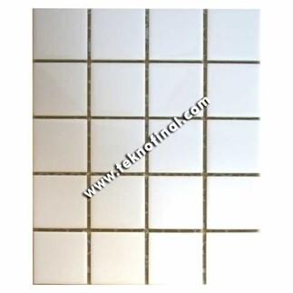 20 Parça Fileli Seramik (5x5) - Thumbnail