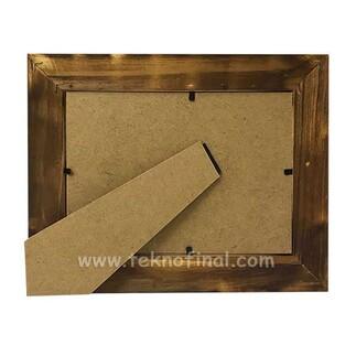 Ev Bambu 15x21cm. Fotoğraf Çerçevesi - Thumbnail