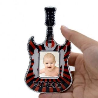 NobbyStar Hediye - Gitar Magnet Çerçeve (1)
