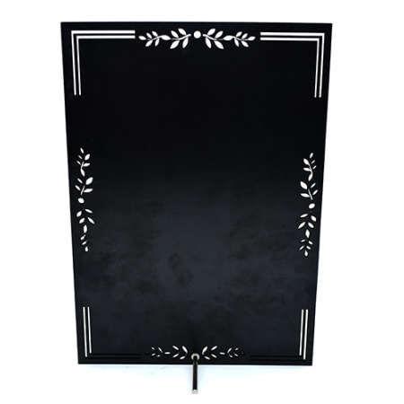 Sublimasyon Hdf Kare Yaprak Desen (20x30cm)