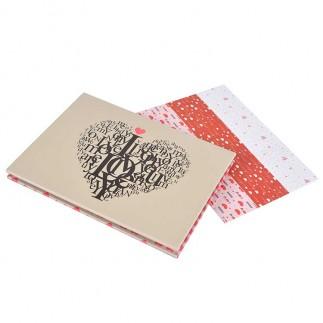NobbyStar Hediye - Kişiye Özel Love Akordiyon Fotoğraf Albümü (1)