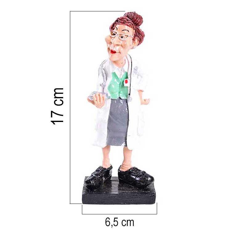 Kadın Doktor Biblo Hediyesi