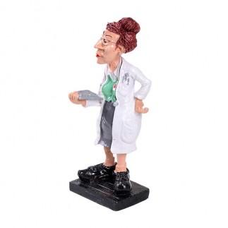 Kadın Doktor Biblo Hediyesi - Thumbnail
