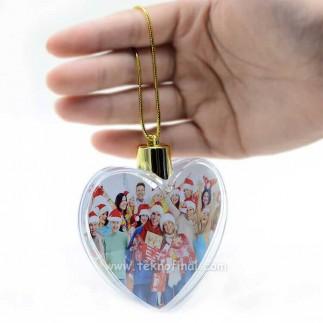 Kalp Küre Hediyelik - Thumbnail