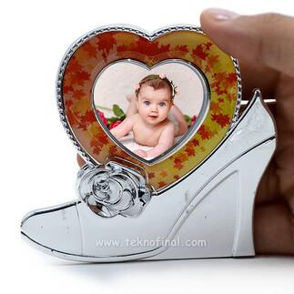 - Kalp Magnet Çerçeve