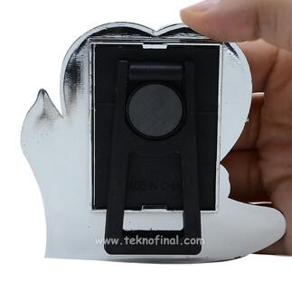 Kalp Magnet Çerçeve - Thumbnail