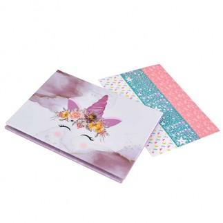 NobbyStar Hediye - Ünicorn Desen Akordiyon Fotoğraf Albümü (1)
